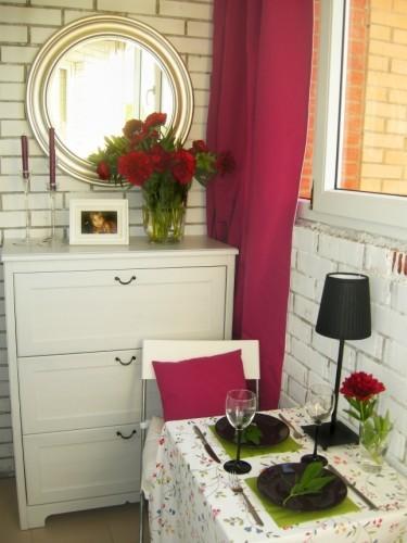 мебель для балконов и лоджий фото