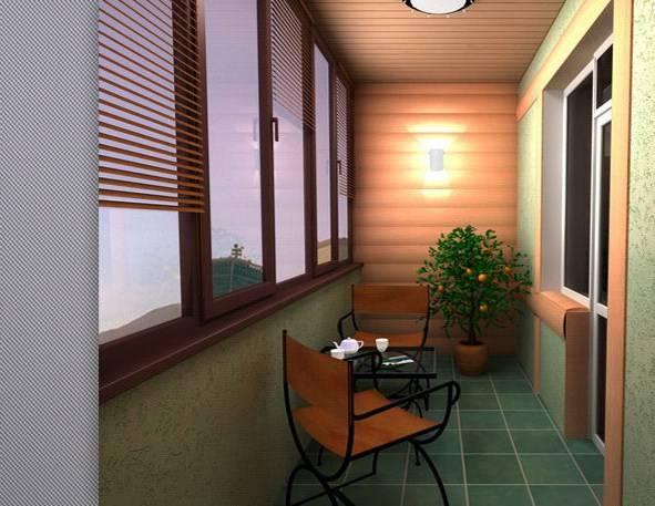 Ремонт балкона своими руками - экономично и быстро дом и в н.