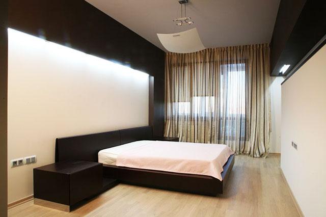 spalnya v stile minimalizm 1